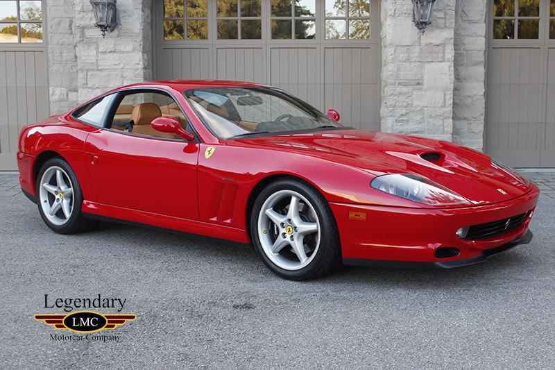 Photo of 2000 Ferrari 550 Marenello