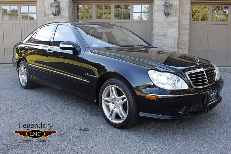 Photo of 2005 Mercedes-Benz  S55 AMG