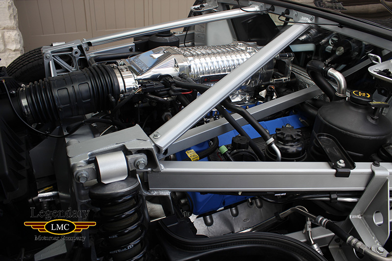 Gallery Of Photo Of Ford Gt With Ford Gt Engine