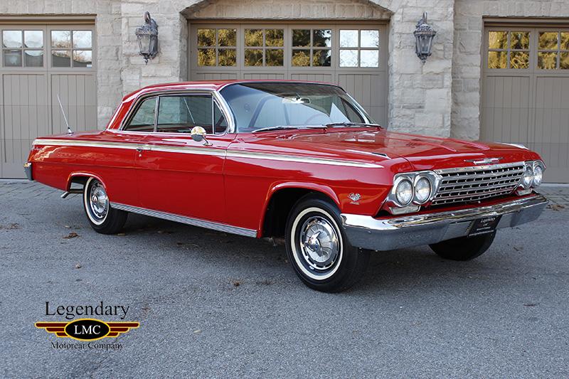 Photo of 1962 Chevrolet Impala SS