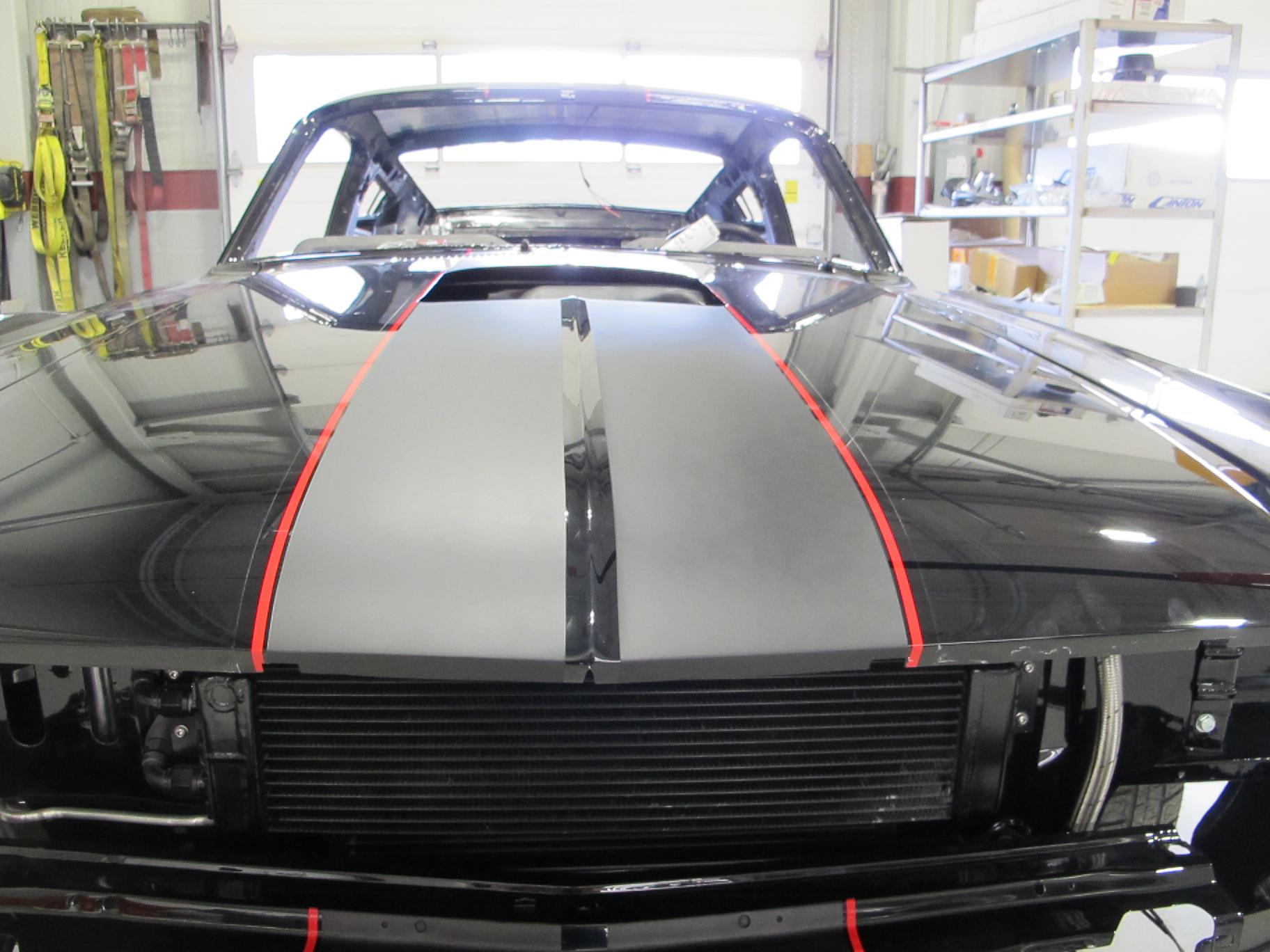 1967 Mustang Resto Mod