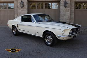 Photo of '68 Mustang Fastback