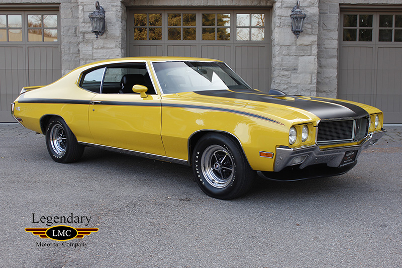 Photo of 1970 Buick GSX Stage 1