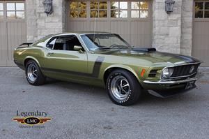 Photo of '70 Mustang BOSS 302