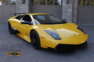Photo of '10 Murcielago SV