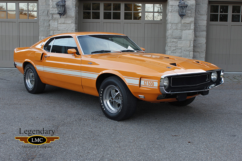 photo of 69 mustang shelby gt500 super cobra jet - 1968 Ford Mustang Cobra Jet