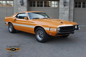 Photo of '69 Mustang Shelby GT500 Super Cobra Jet