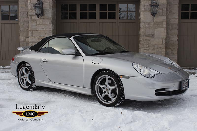 Photo of 2004 Porsche 911 Carrera Cabriolet