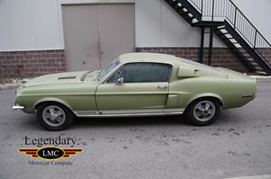 Photo of '68 Mustang Shelby GT500 KR Fastback