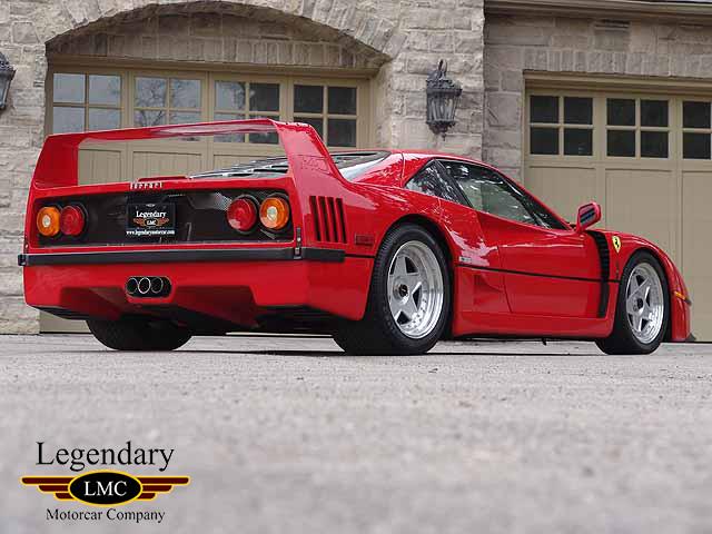 Photo 5 Of 1991 Ferrari F40