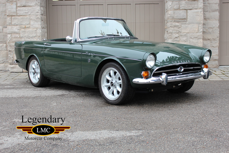 Photo of 1965 Sunbeam Tiger Mark 1