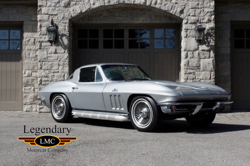 Photo of 1966 Chevrolet Corvette Stingray Coupe
