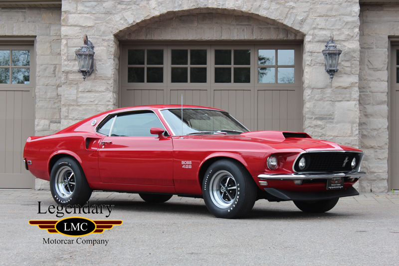 Photo of 1969 Ford Mustang BOSS 429