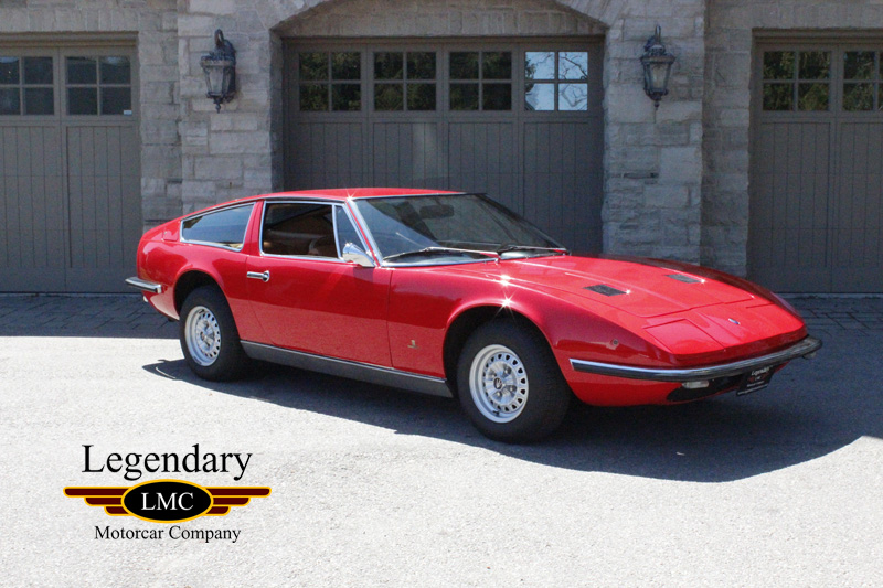 Exotic Euro Cars >> 1974 Maserati Indy