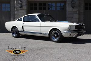Photo of '66 Mustang Shelby GT350
