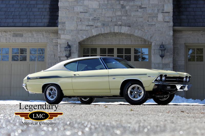 Photo of 1969 Chevrolet Chevelle Yenko