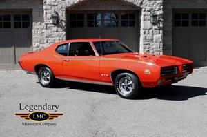 Photo of 1969 GTO Ram Air IV