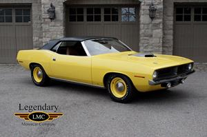 Photo of '70  HEMI Cuda Convertible