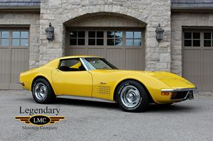 Photo of 1972 Corvette Coupe