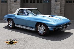 Photo of '67 Corvette Stingray Roadster