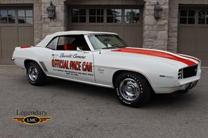 Photo of 1969 Camaro RS/SS Pace Car