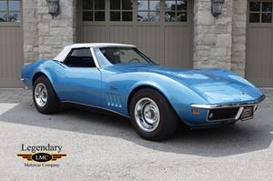 Photo of 1969 Corvette Stingray Roadster