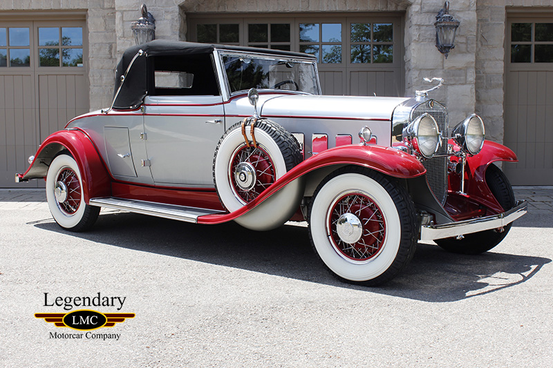 Photo of 1931 Cadillac 355A Convertible Coupe