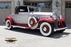Photo of '31 355A Convertible Coupe