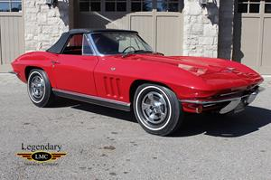 Photo of '66 Corvette Stingray Roadster