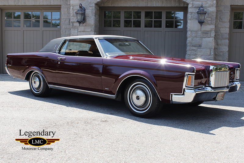 Photo of 1970 Lincoln Continental