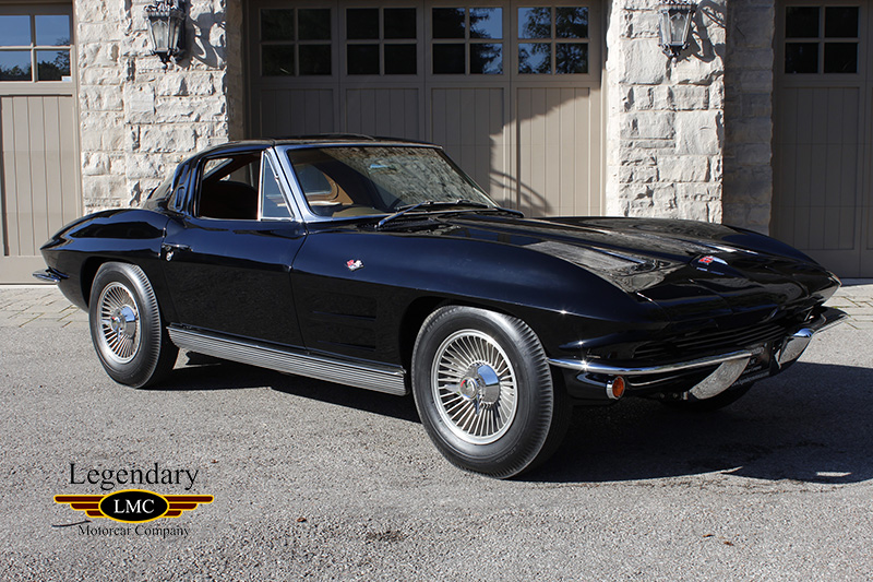 1963 corvette promo for sale autos post for 1964 corvette split window coupe