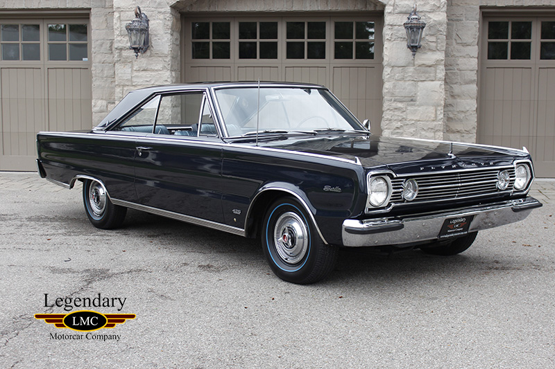 Photo of 1966 Plymouth Satellite HEMI