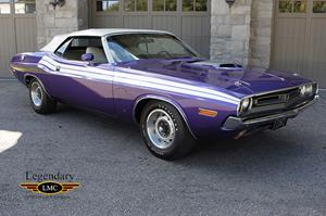 Photo of '71 Challenger
