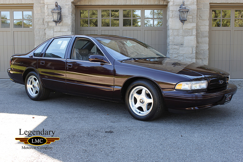 Photo of 1996 Chevrolet Impala SS