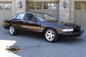 Photo of '96 Impala SS