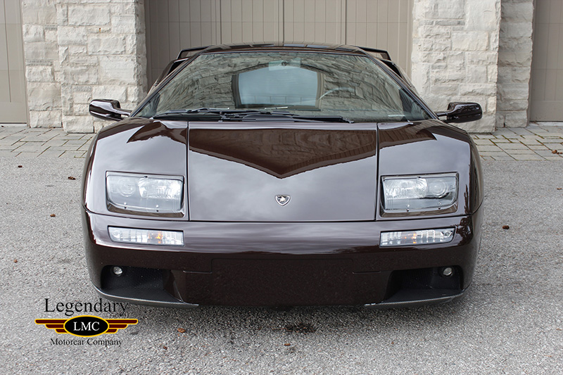 2001 Lamborghini Diablo Quot Sunset Edition Quot 1 Of 20 Ever Built Viscous Traction Awd