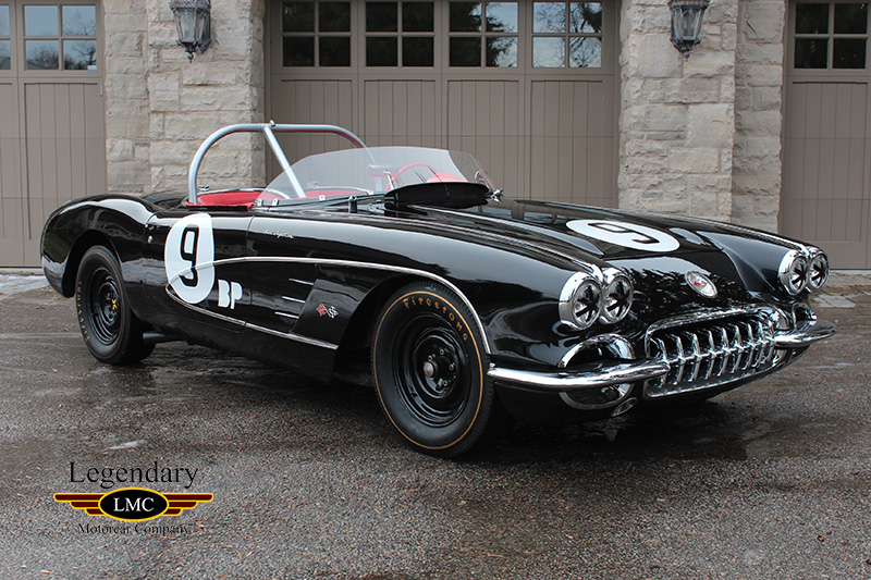 Photo of 1959 Chevrolet Corvette Fuelie