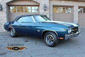 Photo of '70 Chevelle SS LS5