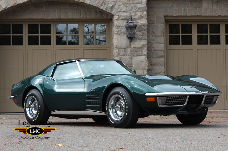 Photo of 1971 Chevrolet Corvette LS6