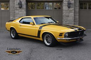 Photo of 1970 Mustang BOSS 302