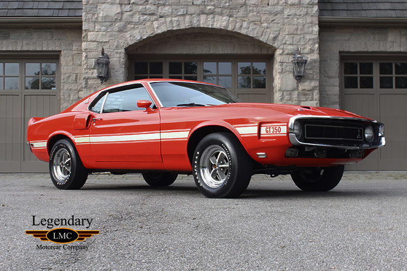 Photo of 1970 Ford Mustang Shelby GT350