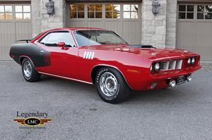 Photo of 1971 Cuda 440/6Pack