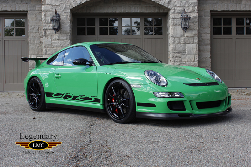 Photo of 2007 Porsche 911 GT3 RS
