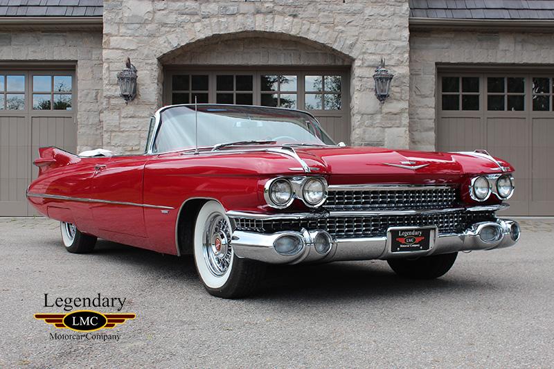 Photo of 1959 Cadillac Series 62
