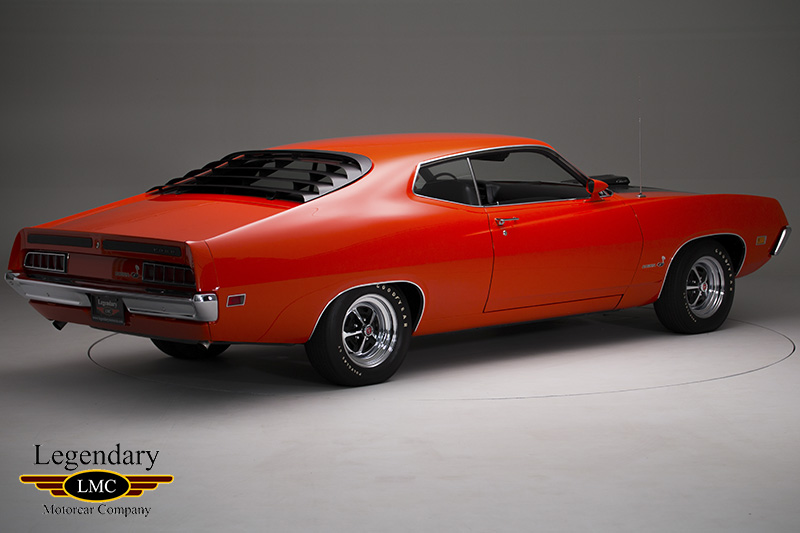 1970 Ford Torino 351 Cleveland