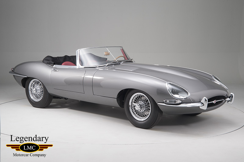 Photo Of 1961 Jaguar E Type