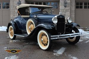Photo of '31 Model A Deluxe Roadster