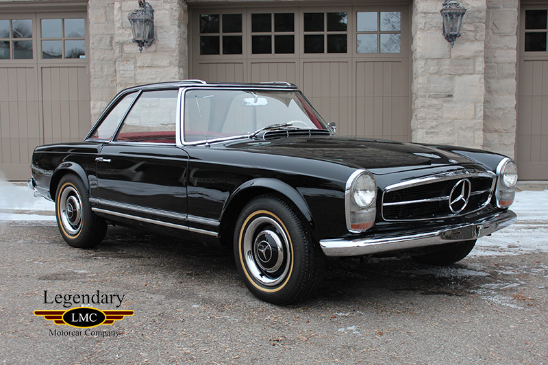 Photo of 1964 Mercedes-Benz  230SL