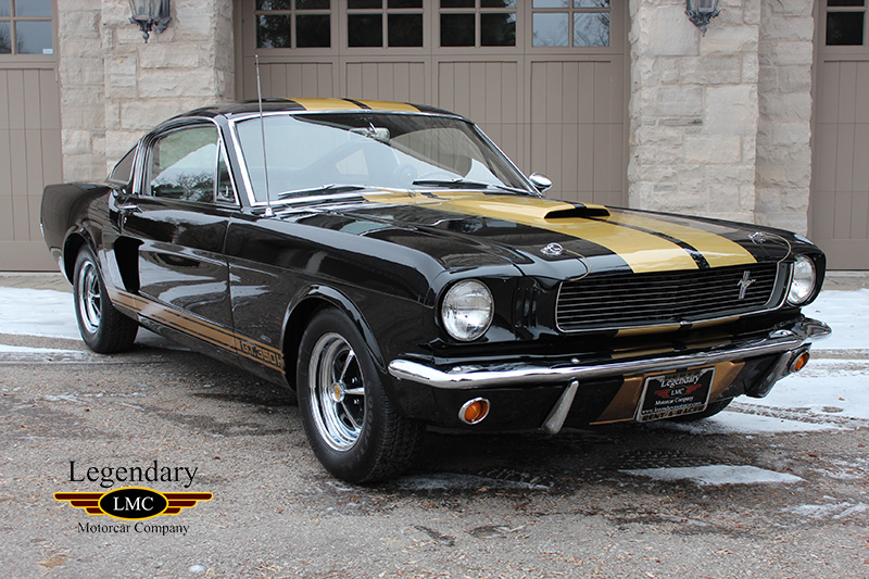 Photo of 1966 Ford Mustang Shelby GT350 H