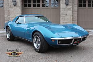 Photo of '69 Corvette Roadster